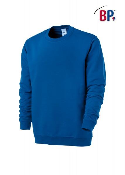 BP Sweatshirt 1623 193 13 unisex in königsblau aus verstärkter Baumwolle