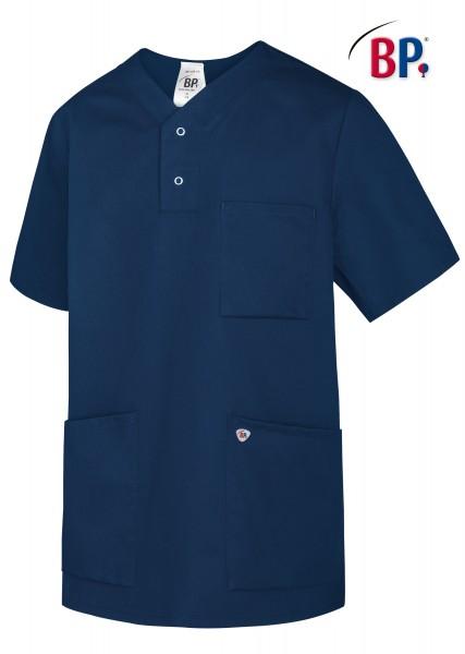 Schlupfkasack BP 1741 für Sie und Ihn, Mischgewebe, Farbe nachtblau
