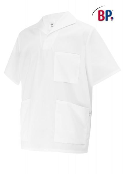 BP 1659 Schlupfkasack für Sie & Ihn, strapazierfähiges Mischgewebe, Farbe weiß