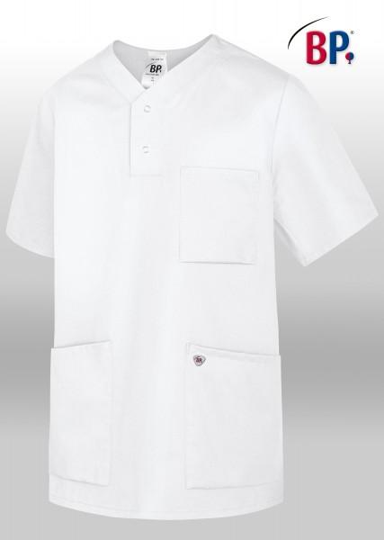 Schlupfkasack BP 1741 für Sie und Ihn, Mischgewebe, Farbe weiß