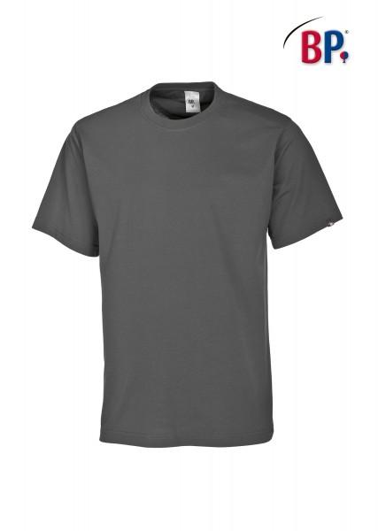 T-Shirt BP 1621 171 53 unisex in anthrazit (dunkelgrau) aus strapazierfähigem Mischgewebe