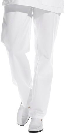 OP-Hose Leiber 08/780 für Damen und Herren in Farbe weiß (sterilisierbar)