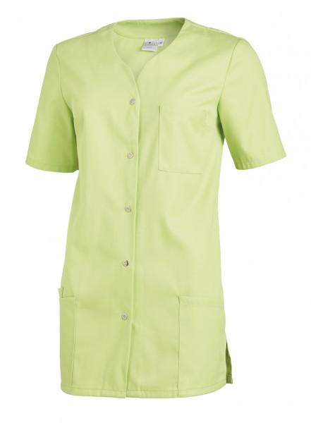 Leiber 08/2549 Damenkasack mit Druckknopfleiste, Farbe hellgrün