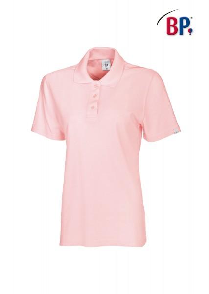 BP Poloshirt 1648 181 83 für Damen in rosa aus strapazierfähigem Mischgewebe