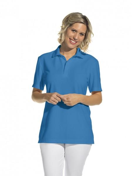 Poloshirt 08/2515 von Leiber, Unisex, Farbe türkis