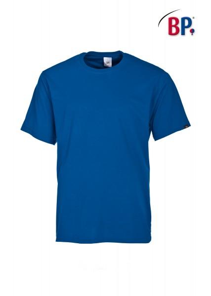 T-Shirt BP 1621 171 13 unisex in königsblau aus strapazierfähigem Mischgewebe