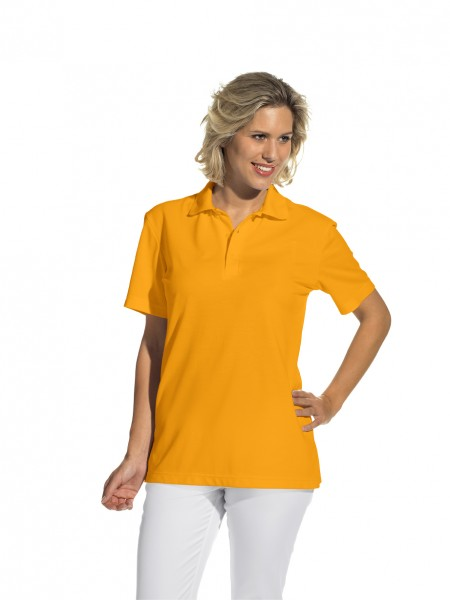 Poloshirt 08/2515 von Leiber, Unisex, Farbe mango/ orange