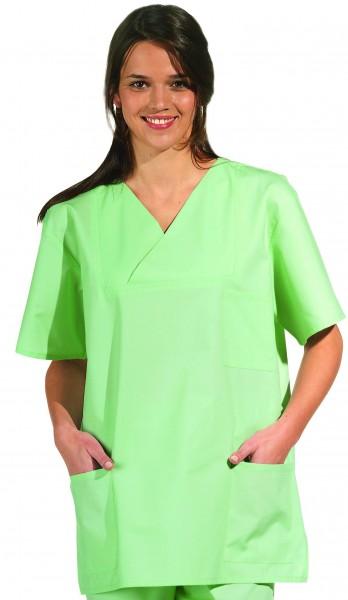 OP-Kasack Leiber 08/769 für Damen und Herren in Farbe mint (sterilisierbar)